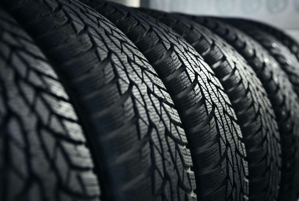 Brand New Tires Added To Inventory